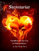 Secretariat, God Wants To Give You An Enlarged Heart CD