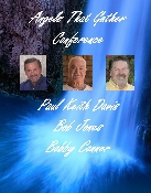 DVD Angels That Gather with Bob Jones, Bobby Conner, Paul Keith Davis