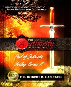 Authority of the Believer Pool of Bethesda Healing CD's