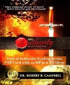 The Authority Of The Believer Vol 1-3 USB Card with 8 Videos